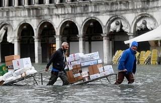 Avrupa'da sel felaketi