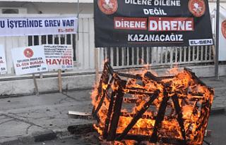 Bakanlar kurulu, KIB-TEK'teki grevi 60 gün süreyle...