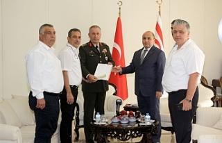 Barış Pınarı Harekatı'na destek amacıyla toplanan...