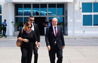 Başbakan Ersin Tatar, İstanbul'da temaslarda bulunacak