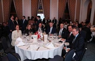 Başbakan Tatar, İstanbul'da temaslarda bulunuyor