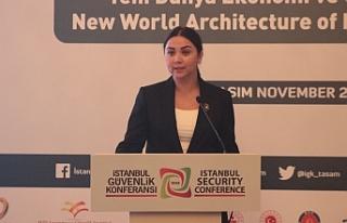 Baybars, İstanbul Güvenlik Konferansı'nda...