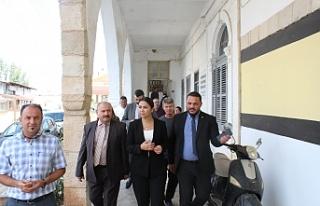 Baybars'tan Karpaz'a ziyaret