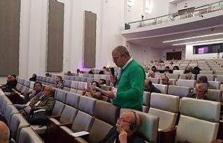 "BKP Genel Sekreteri Sonüstün, ""Avrupa Forumu""..."
