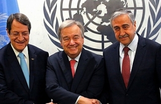 BM Güvenlik Konseyi bilgilendirilmesi ile Berlin...