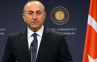 Çavuşoğlu, 15 Kasım'ı kutladı