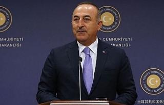 """Çavuşoğlu: """"""""Kutuda tutmak için hava..."""