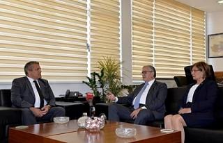 Cumhurbaşkanı Akıncı'dan Gazimağusa Belediyesi'ne...