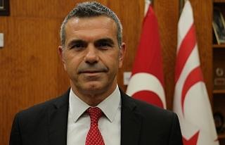 Cumhuriyet Meclisi Başkanı Uluçay 15 Kasım mesajı...
