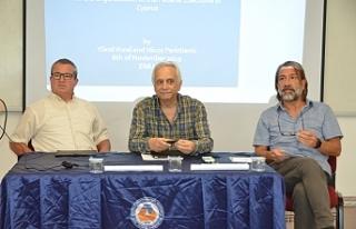 """DAÜ'de """"Birleşik Kıbrıs'ta Federal..."""