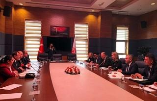 Dilekçe ve Ombudsman Komitesi'nden Ankara'da...