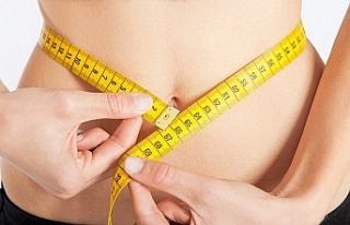 Düzenli diyet ve egzersize rağmen kilo vermekte...