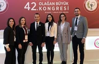 Eczacılar Birliği Ankara'da kongreye katıldı