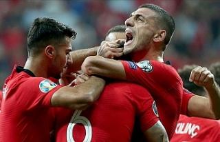 En iyi grup performansıyla EURO 2020'de