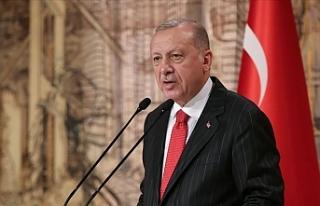 """Erdoğan: """"Mutabakatlara rağmen teröristler..."""