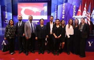 GAÜ'de Atatürk'ü anma programı