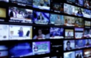 Irak'ta 13 televizyon ve radyo kanalına ait...
