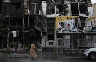 İran gösterilerde ölenlerin sayısına ilişkin...