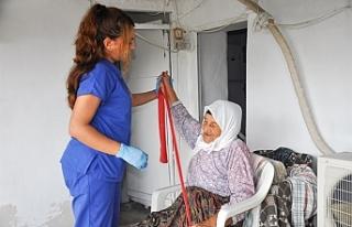 İskele'de 17 köye sağlık hizmeti