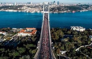 İstanbul Maratonu'nda zafer Kenya ve Etiyopyalı...