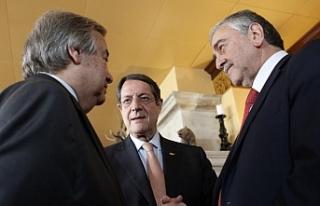 "Kıbrıs Haber Ajansı: ""5'li görüşme..."