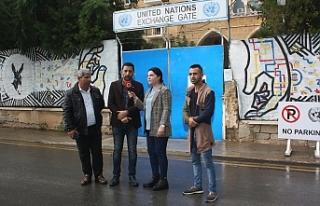 Kıbrıs Türk halkına uygulanan ambargoların kaldırılması...