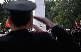 Kurucu Cumhurbaşkanı Rauf Raif Denktaş TMT Anıtı...