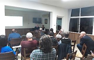 Mağusalı Sohbetler'de göç ve göçmenlik tartışıldı