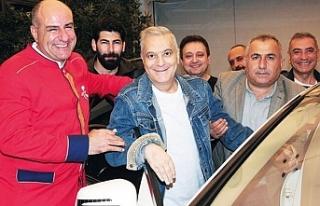 Mehmet Ali Erbil taburcu edildi