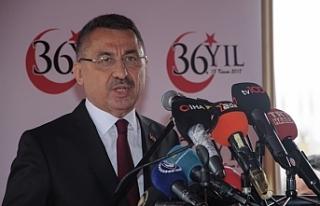 Oktay, 15 Kasım Cumhuriyet Bayramı Dr. Fazıl Küçük...