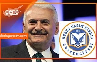 Onbeş Kasım Kıbrıs Üniversitesi'nde açılış...