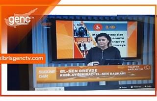 """Özkıraç Genç TV'ye konuştu: """"Lefkoşa'daki..."""