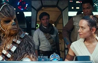 Son arzusu Star Wars'un final filmini oğluyla izlemek