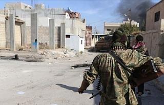 Suriye Milli Ordusu 9 Ekim'den bu yana 144 şehit...