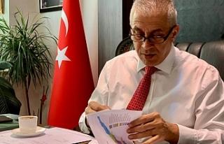 """Taçoy: """"Türkiye ile KKTC arasında bir doğalgaz..."""