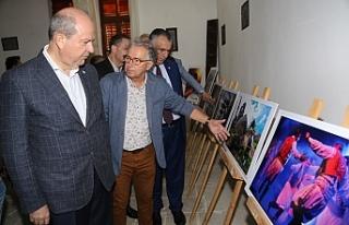 Tatar, Fotofest fotoğraf sergisiyle ödül töreni...