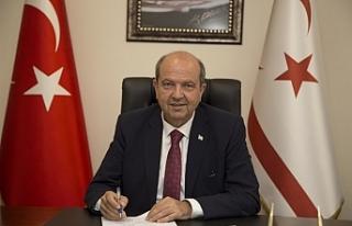 """Tatar: """"KKTC, Kıbrıs Türk halkının, hak ve..."""