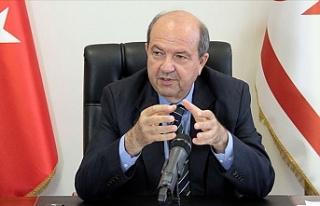 """Tatar: """"Rumların Kıbrıs Türk Halkı'nı..."""