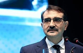 Türkiye Enerji Bakanı'nın açıklamaları...