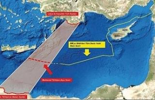 Türkiye ile Libya arasındaki MEB anlaşması Rum...