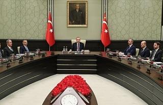 Türkiye MGK bildirisinde Kıbrıs vurgusu