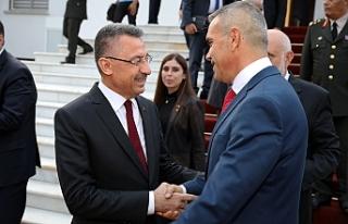 """Uluçay: """"Kıbrıs Türk halkı dünyada hakettiği..."""