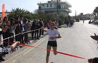 27 Aralık Atatürk Koşuları,tüm ilçelerde yapıldı