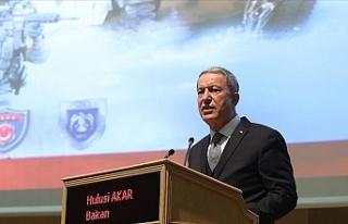 """Akar: """"Libya ile mutabakat tamamen uluslararası..."""