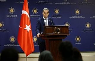 """Aksoy: """"Türkiye ve Libya Doğu Akdeniz'de..."""