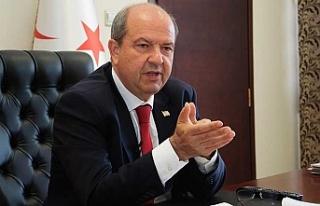 """Başbakan Tatar: """"Cumhurbaşkanı sadece müzakereci..."""