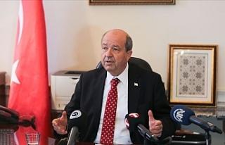 Başbakan Tatar'dan mesaj