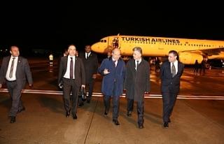 Başbakan Tatar KKTC'ye döndü