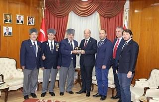Başbakan, Türkiye Muharip Gaziler Derneği Konya...