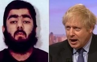 Boris Johnson: 74 terör hükümlüsü erken tahliye...